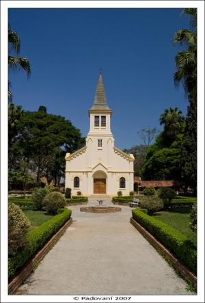 História/Capela do Parque Vicentina Aranha