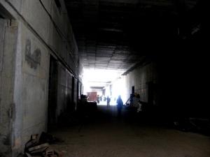 Gentes e Locais/Túnel e luz