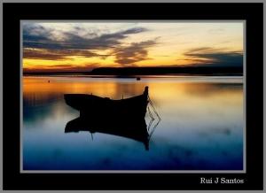 Paisagem Natural/A serenidade do momento...