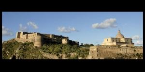 Paisagem Urbana/milazzo castello (sicily)