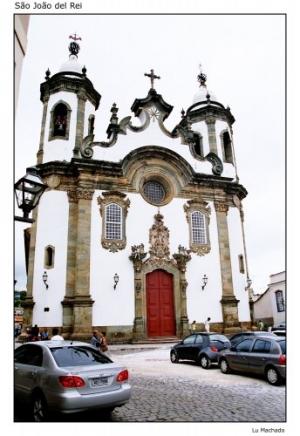/A igreja do final da rua... :)