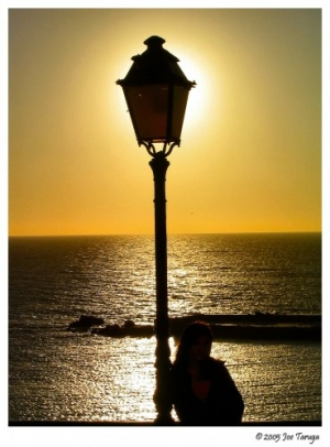 /A minha luz...
