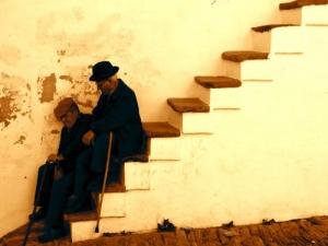 /Escada da vida...