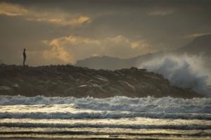 Paisagem Natural/O Homem e o Mar 3