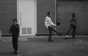 /Nas ruas de Paris...