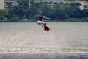 Desporto e Ação/Voando...