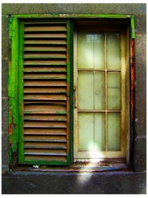 Paisagem Urbana/Uma janela perdida...