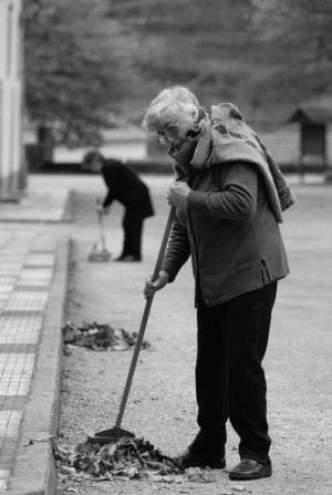 Gentes e Locais/Limpando