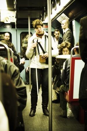 """/Vidas ao """"metro""""!"""
