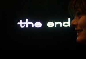 /the end :)