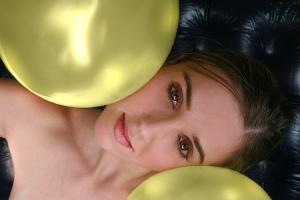 /No meu Mundo, os Balões são Amarelos... :)