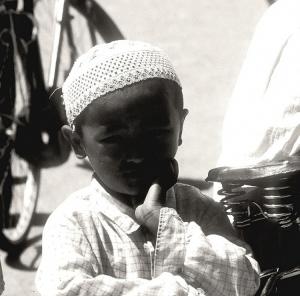 Retratos/O Menino da Bicicleta
