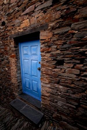 Paisagem Urbana/Uma porta nova
