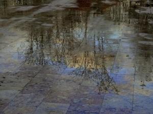 Paisagem Urbana/ depois da chuva ....