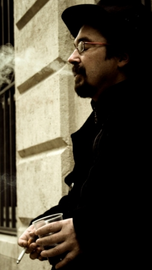 /Drinking, smoking.....dreaming.