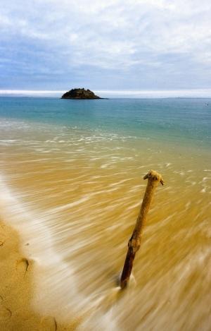 Paisagem Natural/E quase tudo o Mar levou!!!