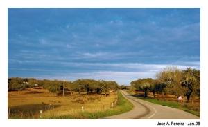 Paisagem Natural/Caminhos do Alentejo