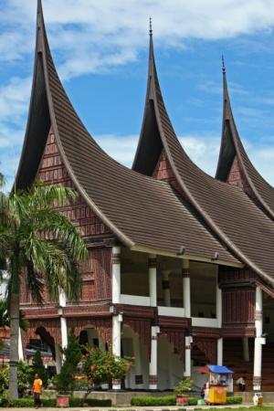 Paisagem Urbana/Arquitetura Minang