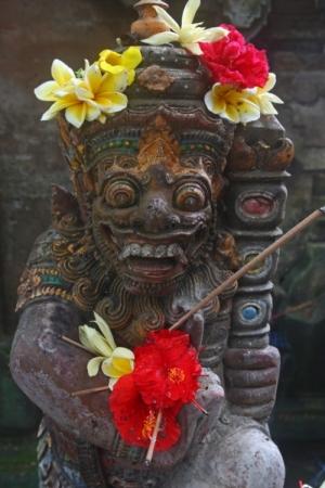 Outros/Deus florido em Bali