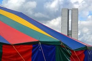 Paisagem Urbana/O circo