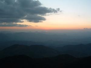 /Terra de montanhas