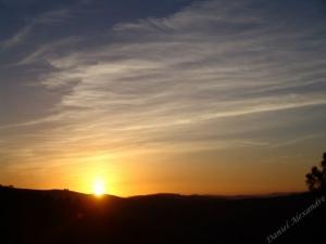/O céu como horizonte