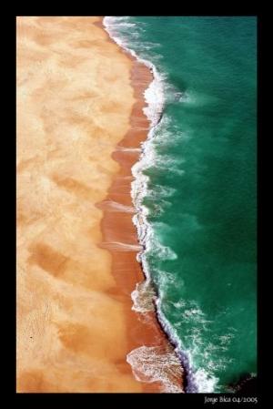 /Praia da Nazaré...