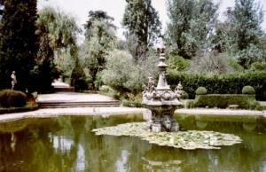/Jardim do Palácio de Queluz