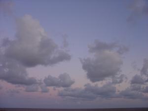 /Nuvens de algodão