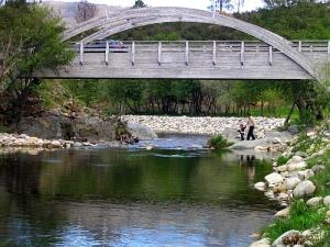 """/""""Ponte sobre o rio Zêzere..."""""""