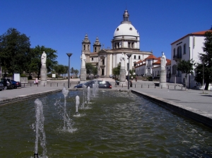 Paisagem Urbana/Santuário do Sameiro