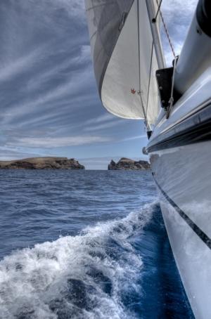Paisagem Natural/Onde as marés se encontram...