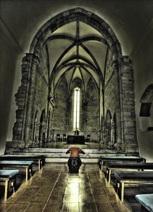 Retratos/Capela Gótica de São Francisco (Beja)