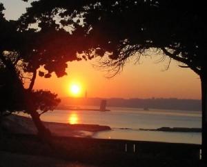 Paisagem Natural/Chegar a Lisboa...