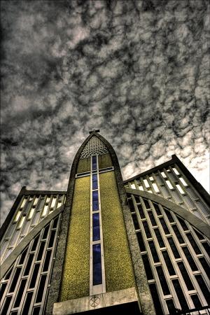 História/Igreja dos Salesianos