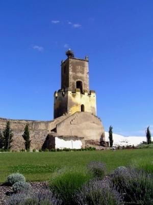 História/Castelo de Moura
