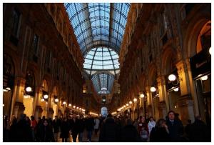 /Galleria Vittorio Emanuele - Milão - Italia