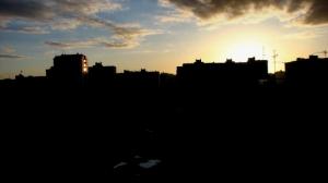 Paisagem Urbana/Pôr do sol (05-08)