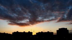 Paisagem Urbana/Pôr do sol II (05-08)