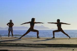 Gentes e Locais/Yoga matutino