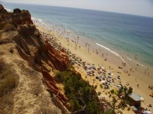 Outros/Praia da Falésia, Algarve