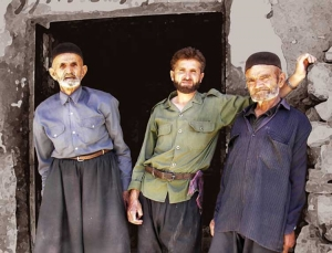 Retratos/People from Agha Sayed Village