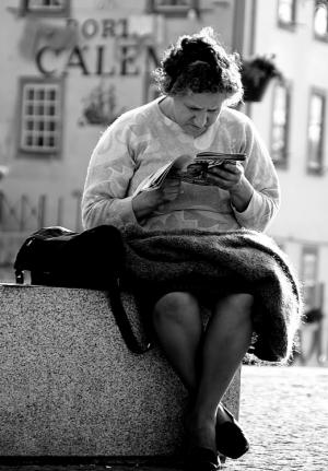 Gentes e Locais/Tarde de Leitura