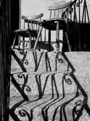 Abstrato/Solidão a dois