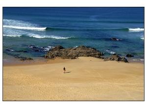 """Paisagem Natural/""""Praia do Malhão..."""""""