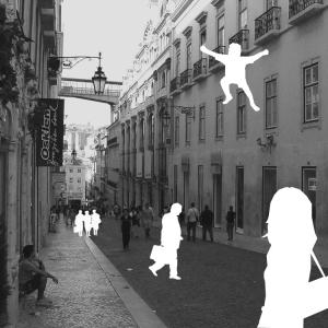 Arte Digital/Pessoas Anonimas
