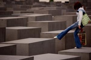 /Jumping in Memorial