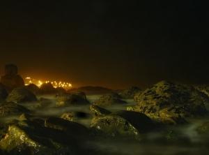 Paisagem Natural/Noite Fria
