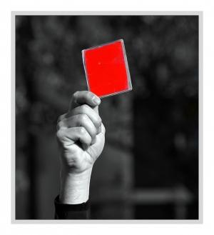 """Fotojornalismo/""""Cartão Vermelho..."""""""