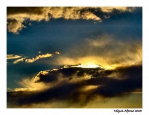 Paisagem Natural/Enigmático céu